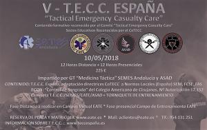 V - T.E.C.C. España